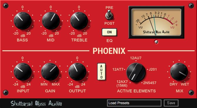Shattered Glass Audio Phoenix