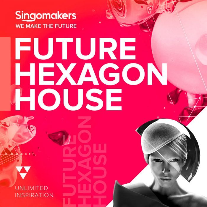 Singomakers Future Hexagon House