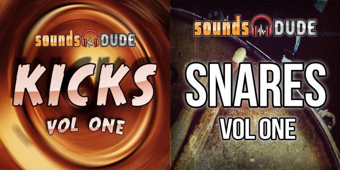 SoundsDude Kicks and Snares