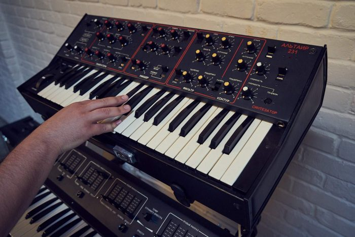 Soviet Synths From Mars Altair 231