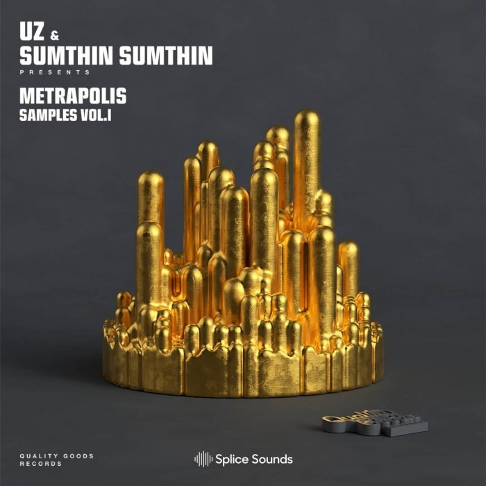 Splice Sounds UZ & Sumthin Sumthin Metrapolis Samples