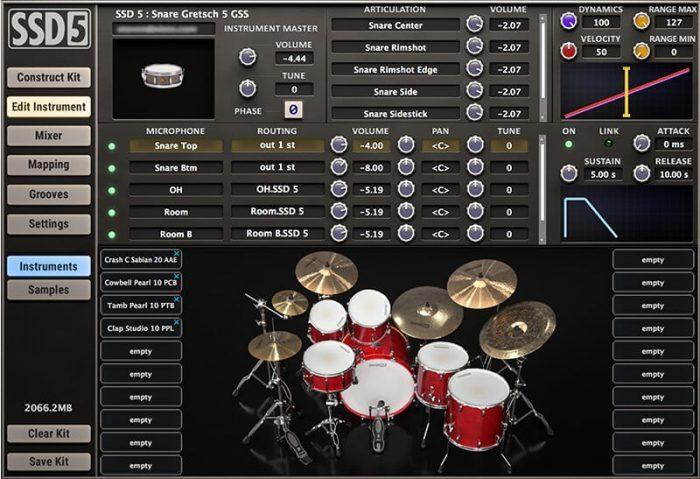 Steven Slate Drum 5