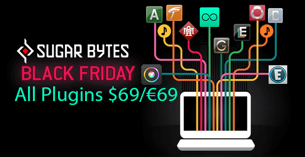 Sugar Bytes Black Friday Sale 2018