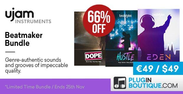 uJam Beatmaker Bundle Sale