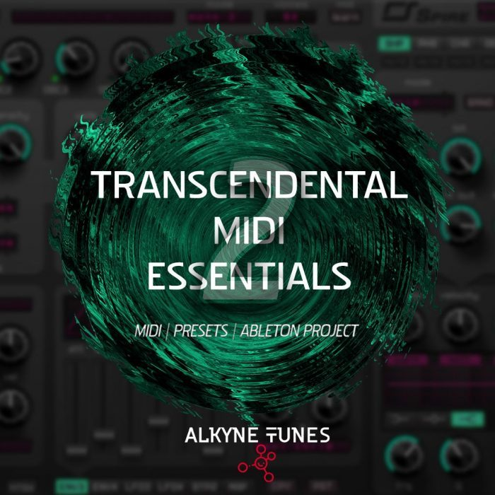 Alkyne Tunes Transcendental MIDI Essentials Vol 2