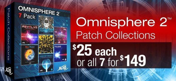 Save 25% off Ilio's Patch Bundle for Omnisphere 2