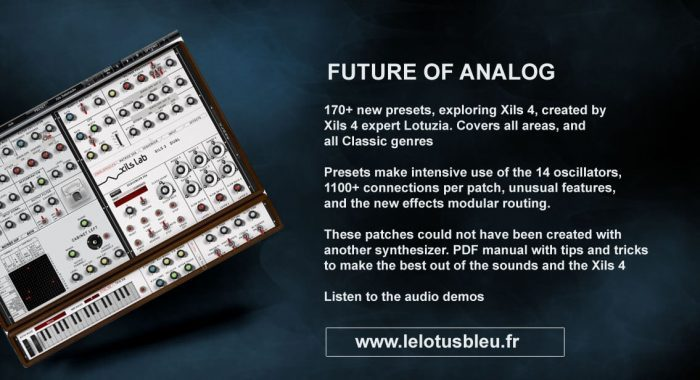 Le Lotus Bleu Future Analog