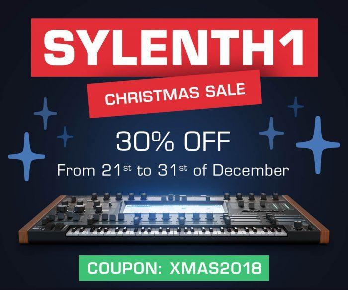LennarDigital Sylenth1 Christmas Sale 2018