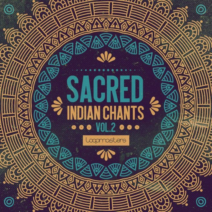 Loopmasters Sacred Indian Chants Vol 2
