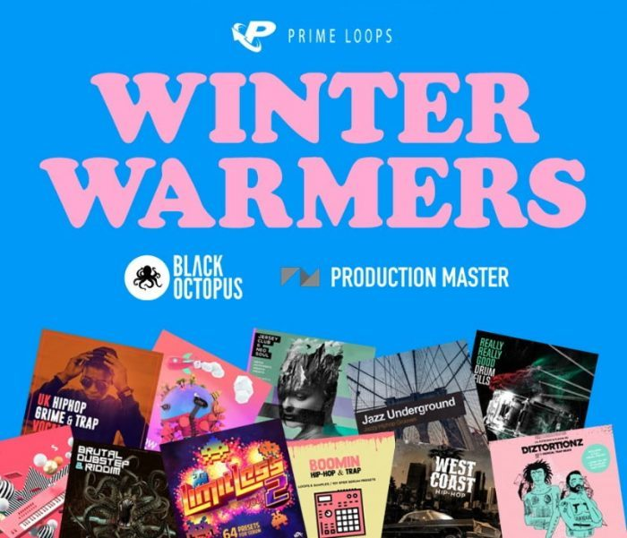 Prime Loops Winter Warmers Black Octopus Production Master