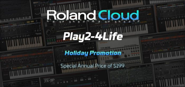 Roland Cloud Keep 2-4 Life