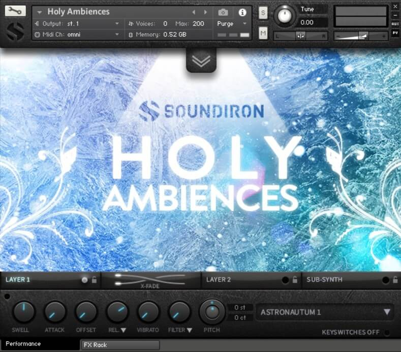 Soundiron launches Holy Ambiences 3 0 sample library for Kontakt