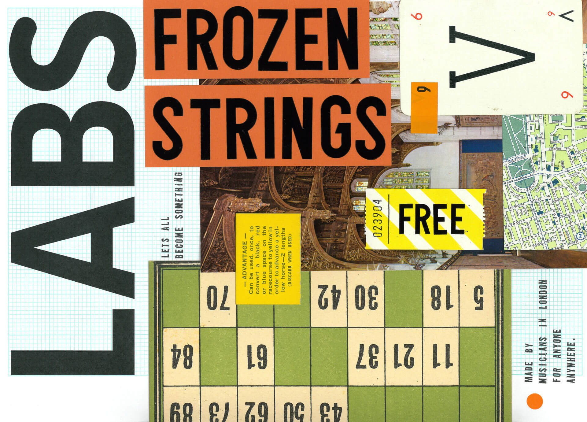 Spitfire Audio launches free Frozen Strings LABS instruments