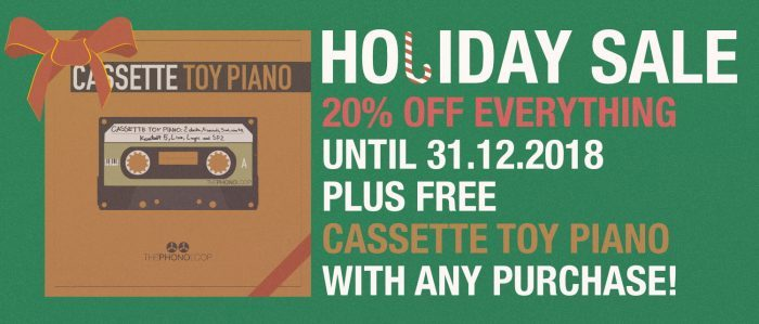 THEPHONOLOOP Holiday Sale 2018
