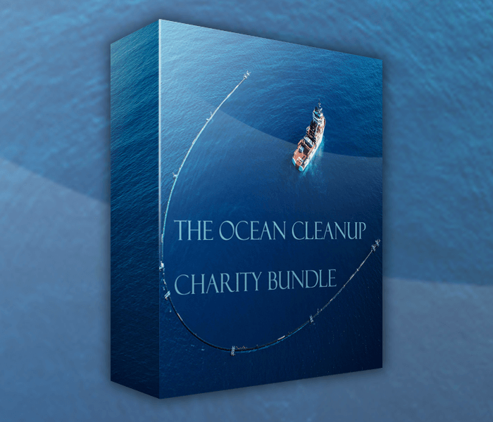 Triple Spiral Audio Ocean Cleanup Charity