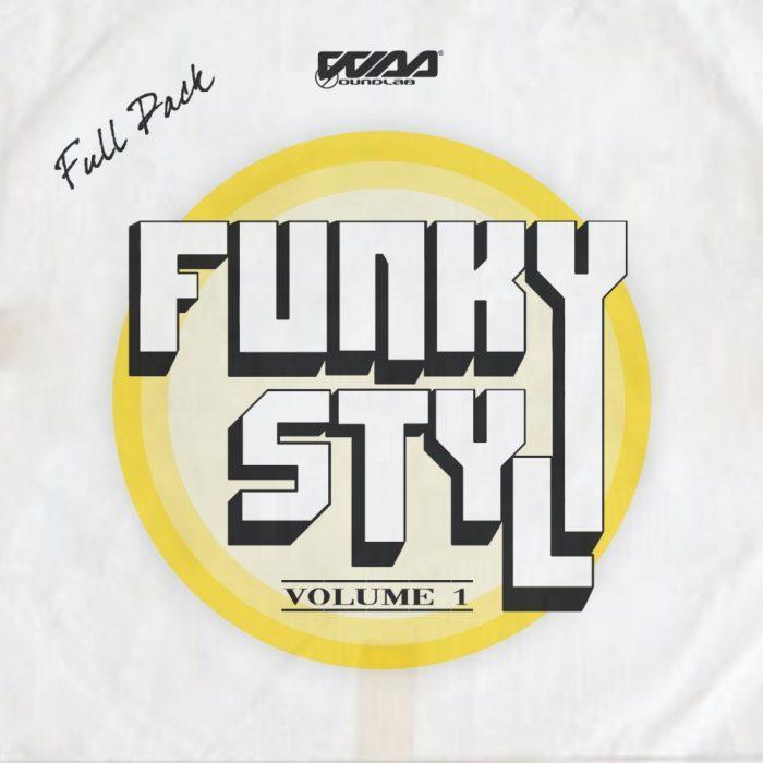 WaaSoundLab Funky Styl Vol 1