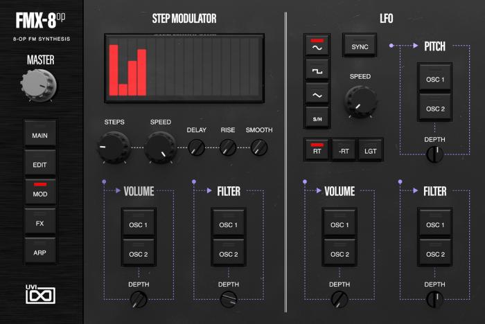 FMX-8op Mod GUI