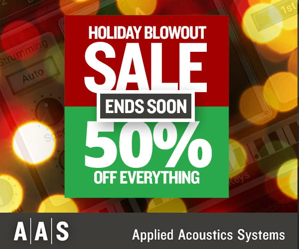 AAS Holiday Blowout ends