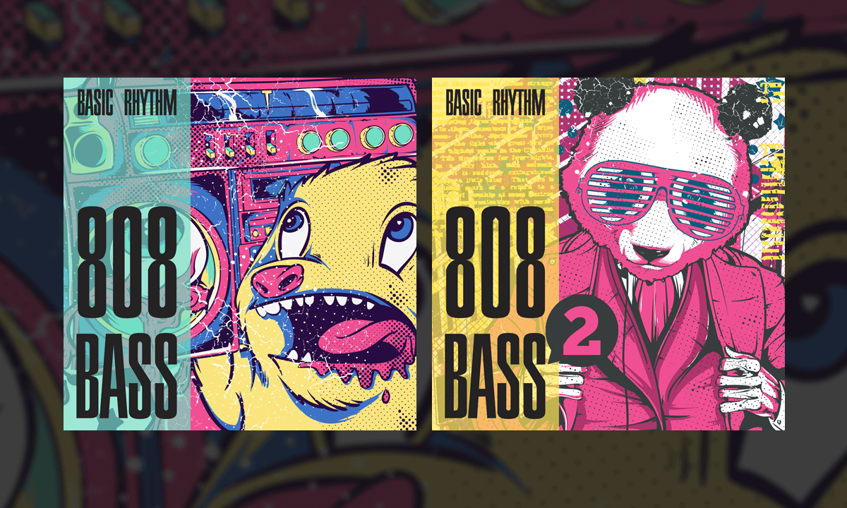 Boom Boutique Basic Rhythm: Download 60 FREE 808 Bass samples