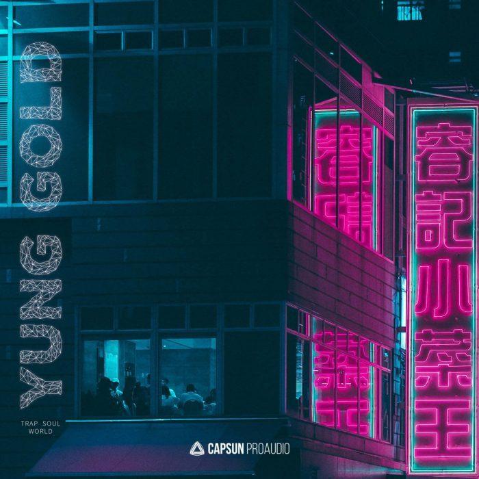 Capsun ProAudio Yung Gold Trap Soul World
