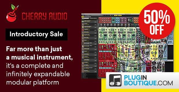 Cherry Audio Sale