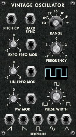 Cherry Audio Vintage Oscillator