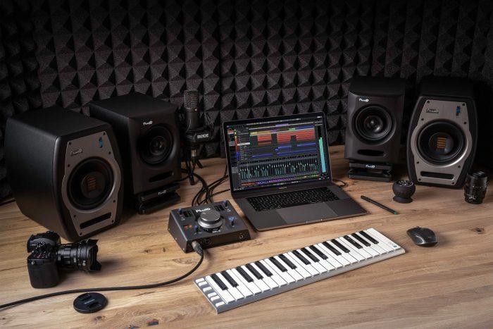 Fluid Audio FX Series