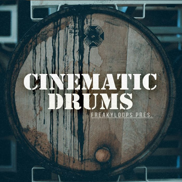 Freaky Loops Cinematic Drums