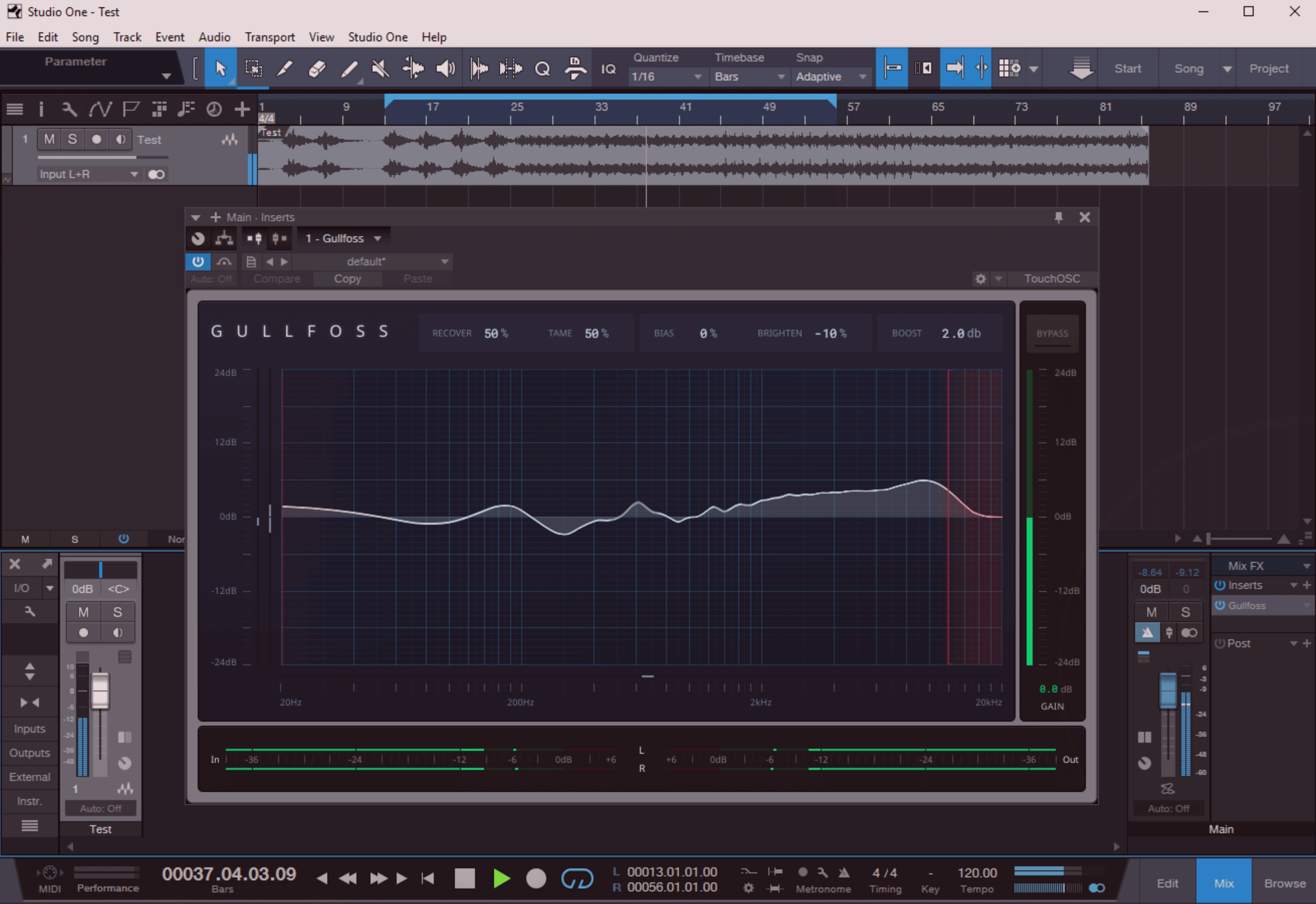 Soundtheory launches Gullfoss intelligent EQ for Windows at