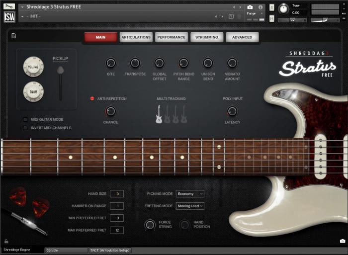Impact Soundworks Shreddage 3 Stratus FREE