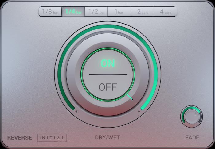 Initial Audio Reverse