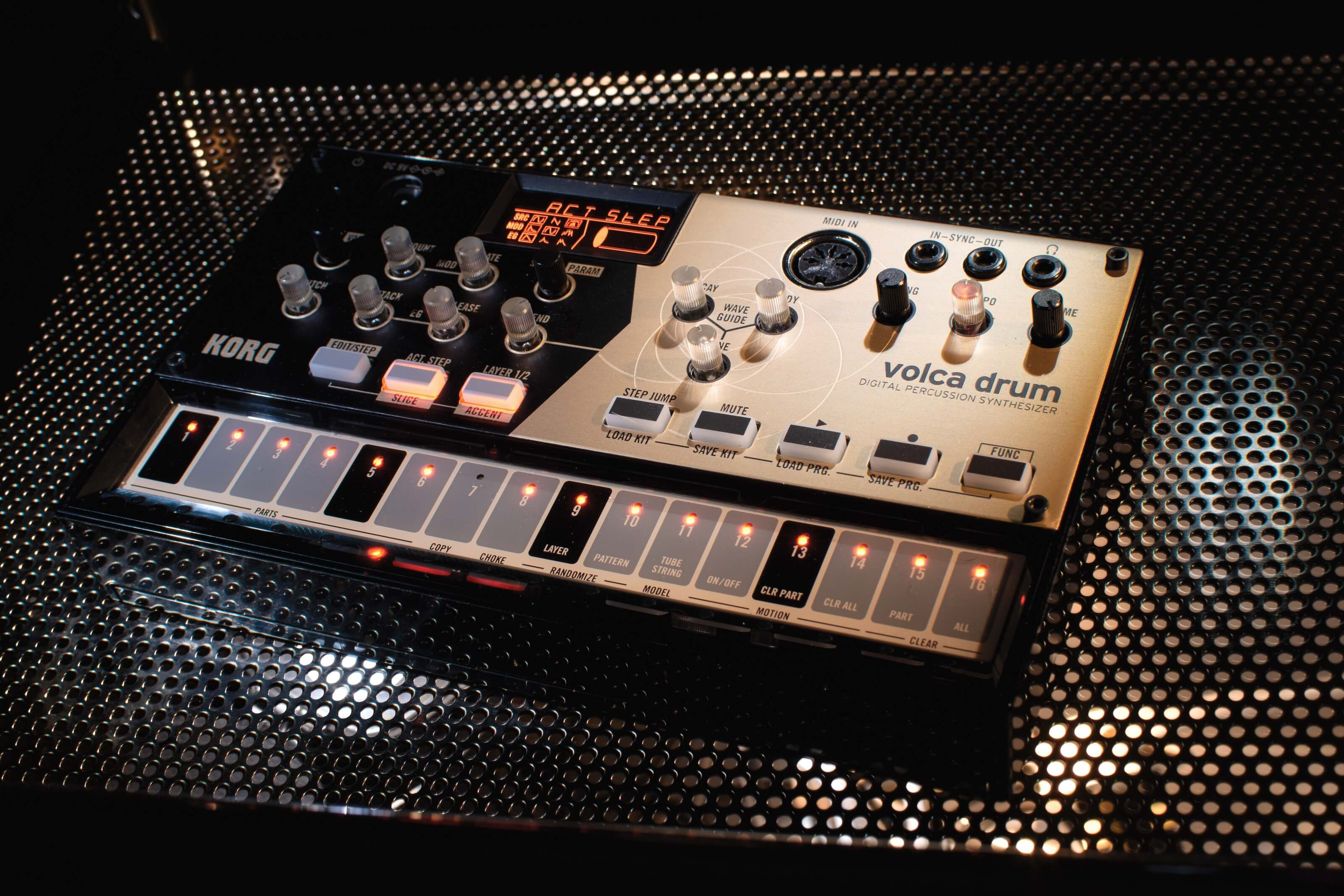 Korg Volca Drum & Modular, minilogue XD, KROME EX & KRONOS and KROSS