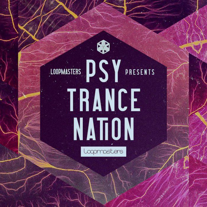 Loopmasters Psytrance Nation