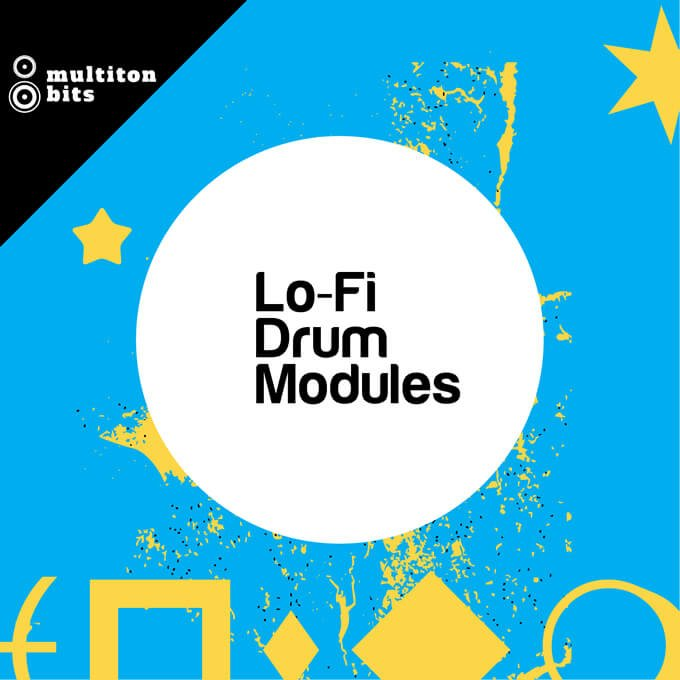 Multition Bits Lo Fi Drum Modules