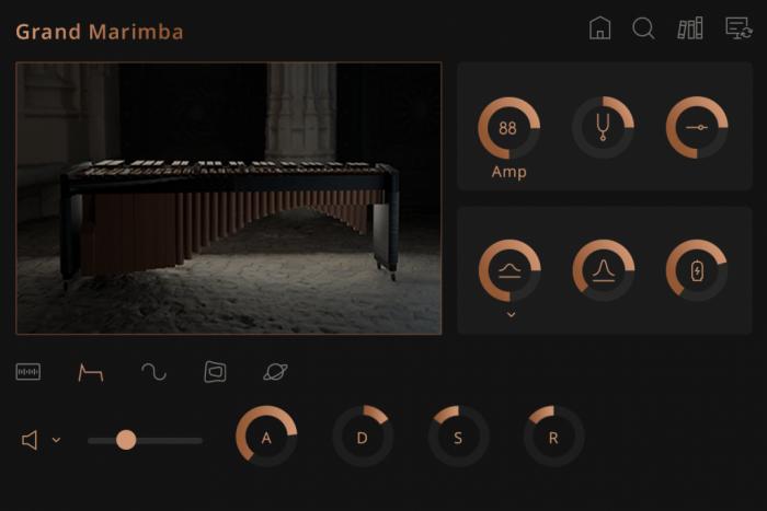 Noiiz Connect Player Marimba