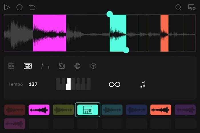 Noiiz Connect Sampler