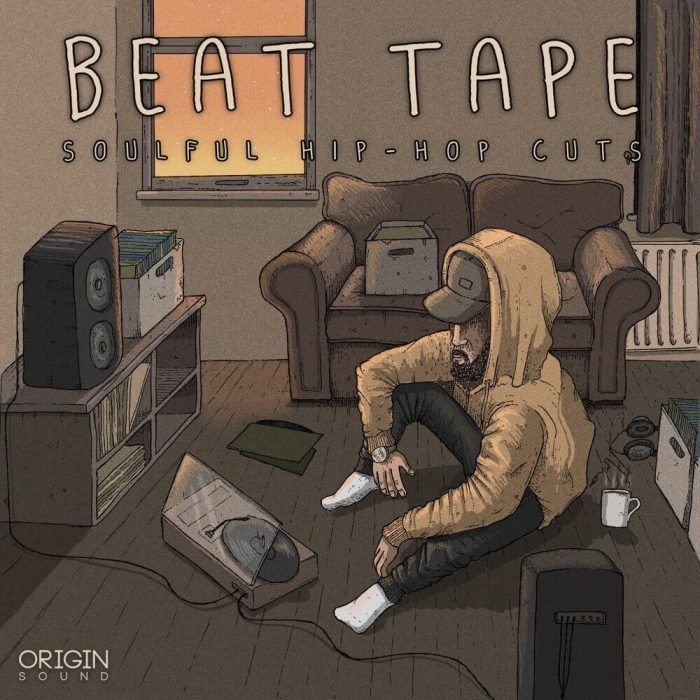 Trapped In My Mind, Beat Tape & Record Store sample packs by