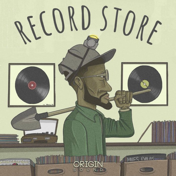 Origin Sound Record Store