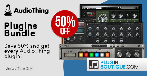 PIB AudioThing Plugins Bundle