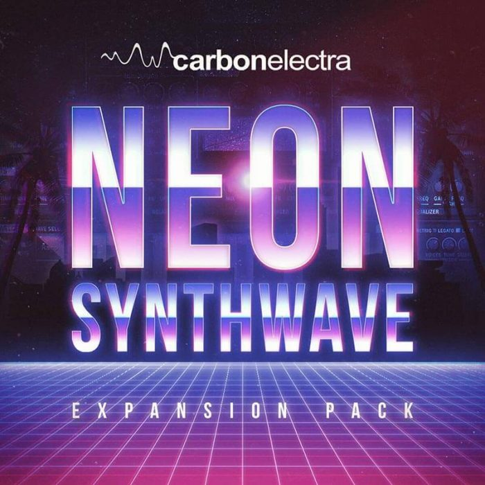 PIB Carbon Electra Neon Synthwave