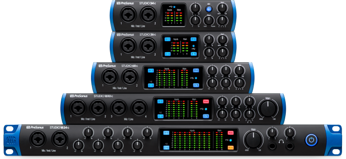 PreSonus Studio C Series