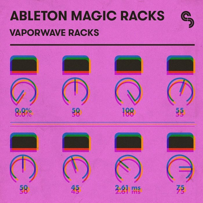 Sample Magic Vaporwave Racks