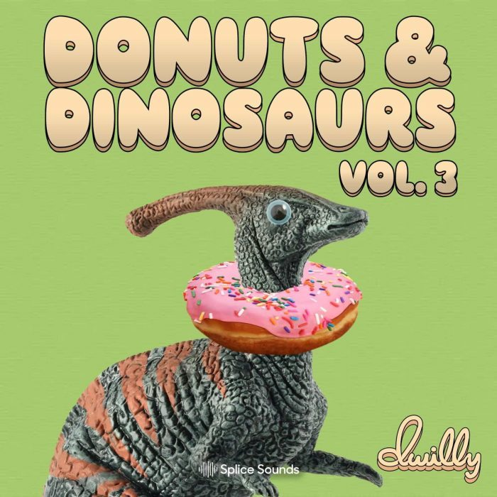 Splice Dwilly Donuts & Dinosaurs Vol 3