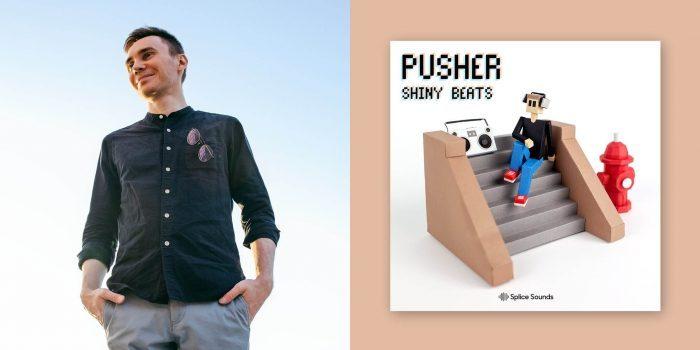 Splice Pusher Shiney Beats