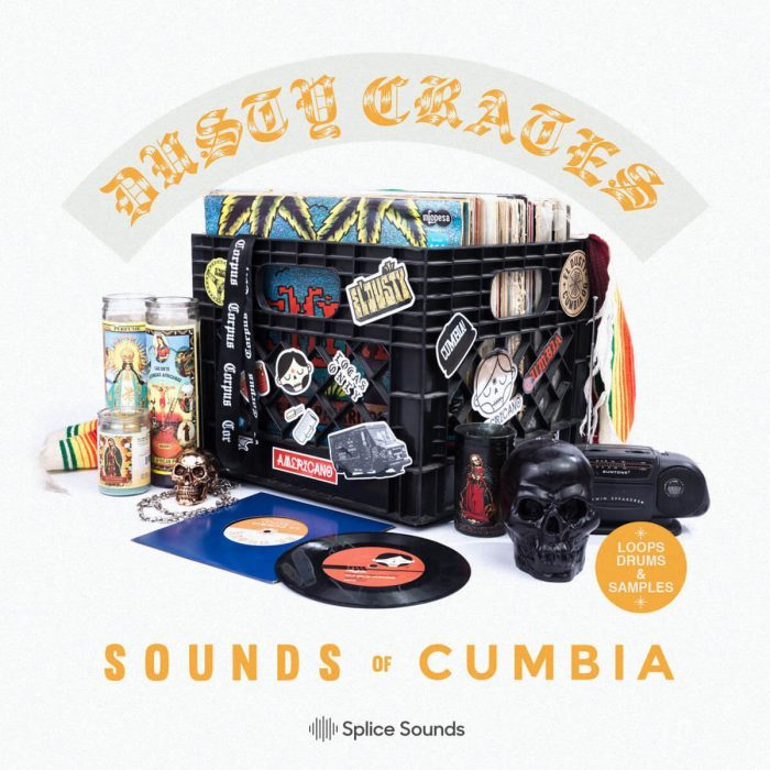 Splice Sounds El Dusty Sounds of Cumbia