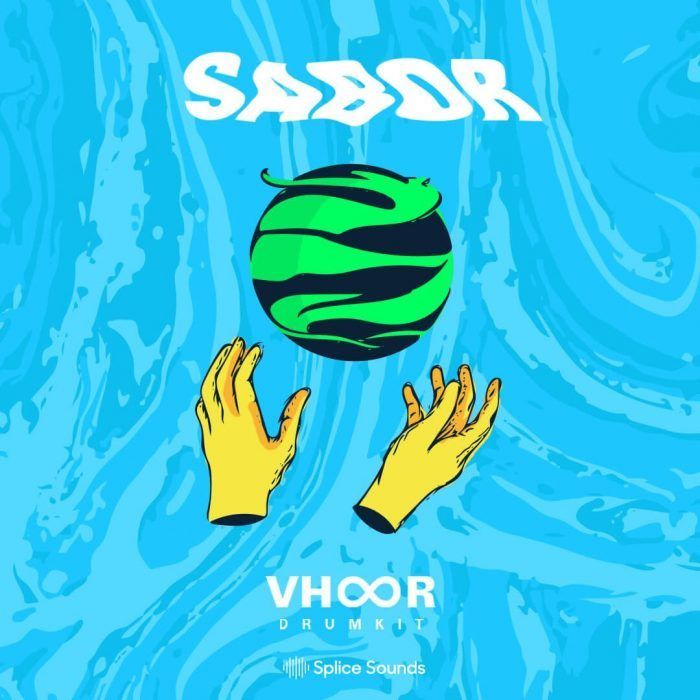Splice Sounds Sabor Vhoor Drumkit