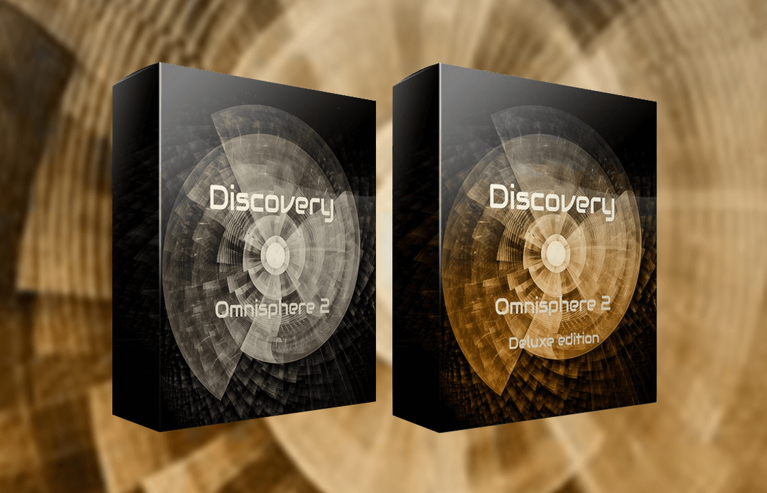 Discovery Crime for Omnisphere 2 5 released by Triple Spiral