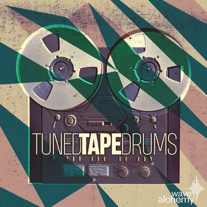 Wave Alchemy Tuned Tape Drums