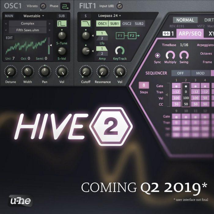 u he Hive 2 coming