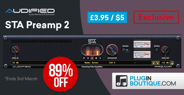 Audified STA Preamp 2 Sale